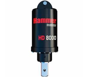 Гидробур Hammer HD8000 - гидровращатель