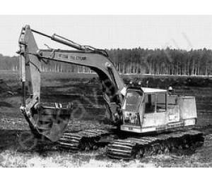 Гидромолот для экскаватора Кранэкс МТП-71-1