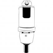 гидробур для экскаватора, экскаватора-погрузчика