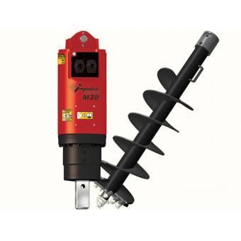 Гидробур, гидровращатель Impulse M20 (Импульс М20)