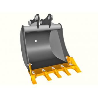 Ковш для экскаваторов-погрузчиков 760мм изстали DOMEX