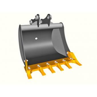 Ковш для экскаваторов-погрузчиков 920мм изстали DOMEX