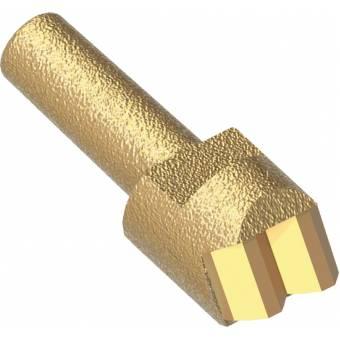 Зуб шнека S5/ S6 скальный грунт 33-9107